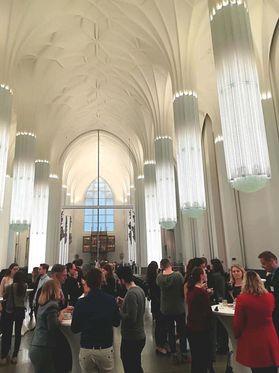 Förderer-Stipendiatentreff Deutschlandstipendium